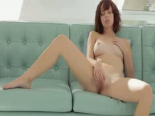 Huge glass toy in Red heads snatch