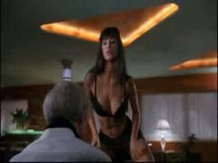 Demi Moore - undressing tease