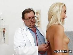 Victoria Gers Naked To Be Examined