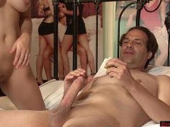 Allison Moore just can\'t get enough of that large cock  HD+