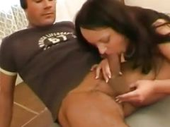 Dutch Teen Wild Fuck Workout