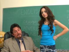 Trinity St. Clair & Tommy Gunn in Naughty Book Worms