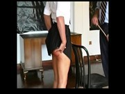 Over-the-chair caning