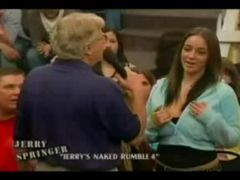 Jerry Springer Nudie Show