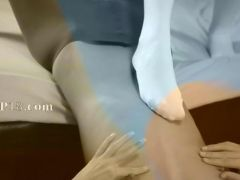 Amazing fluent lesbians in pantyhose video 2