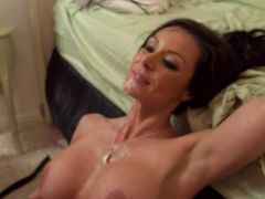 Insane Brunette MILF