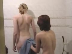 college girl pissing