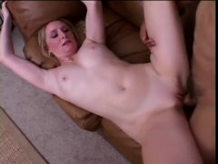 Ashley Anderson group-fucked on the ottoman