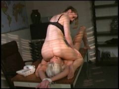 4clips hose and panty facesmothering