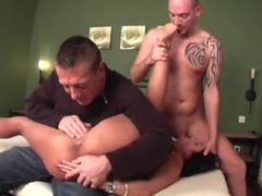 anal threesome with barbara devil