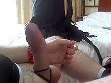 Edging Stroke with Poppers