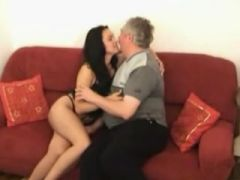 CuckYoungCouple and old man