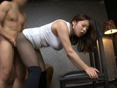Full Clothed Asian Fucked Hard