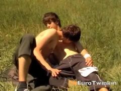 Dusan And Michal Outdoor Action