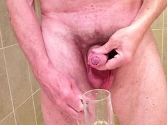 Piss and drink...