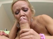 Wet and glazy facial cumshots