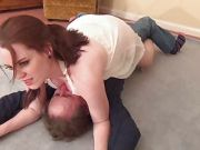 lingery smother