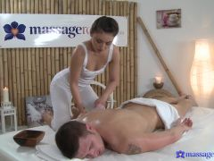 Ivy & Marc Rose in Ivy On Marc - MassageRooms