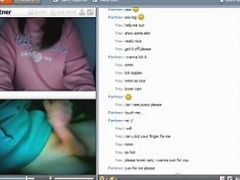 Big Meatstick On Chat Roulette And Babe Shows Boobies