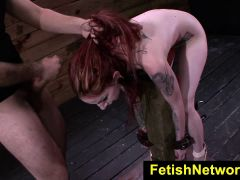 FetishNetwork Sheena Rose Bondage Slut