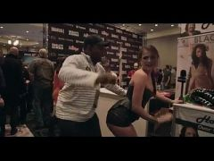 Air Sex With Tori Black at the 2014 AVN Awards by Fleshlight New Zealand