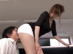 Miku Ohashi in Teacher With a Tight Skirt part 3