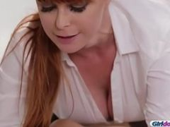 Penny Pax amazing lesbian sessionn with Adria and Chanel