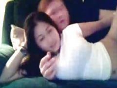 Sexy Big Tit Asian Girl Loves To Get Fucked Hard