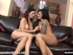 Mason Moore likes to give it rough and get it rough as she