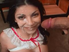 girls who love cock and cum