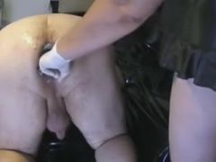 How to take care of a sissy ass