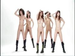 Nude J-Pop Girl Group??? (Censored)
