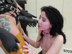 Huge Dildo Domination Dr. Mercies Initially Limited Back