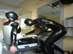 Lesbian domina is some hot activity