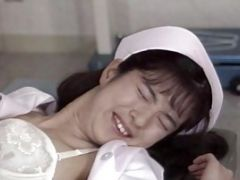 Pretty Youthful Nurse Bangs The Doctor