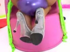 Lesbos and toys