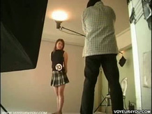 Girl Naked changing clothes scenes