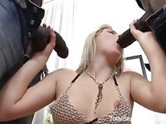 Wiska Fucks Her Holes With Two Cocks