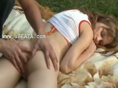 Beatas forest dream and anal pose