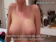 Massive boobs Czech girl Victoria Waigel pounded for money