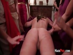 Easy Sorority Girls Are Probed And Inspected