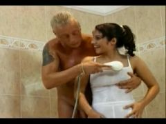 Shower With Tutor