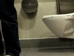 SpyCam in Men Toilet 01