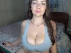 Nice big soft boobs and big areolas - For more SexySqui