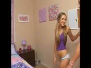Riley Ray And Brooke Bennett Bisexual Threesome