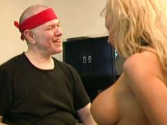 Blistering Brittany Andrews gets teases with pain
