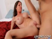 Mom gets pounded shitless