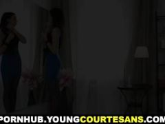Young Courtesans - A very special gratitude