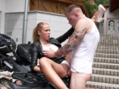 Hot girl fucked and pissed