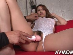 Hung tit mother i would like to fuck rides cock